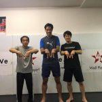 School of movement 認定 大野道場