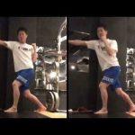 【動画】前手の使い方で回転運動は変わる