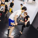 格闘技ムーブメントトレーニング練習会