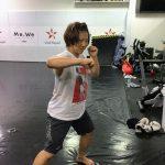 格闘技ムーブメントトレーニング