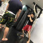 格闘技ムーブメントトレーニング:ヒジ